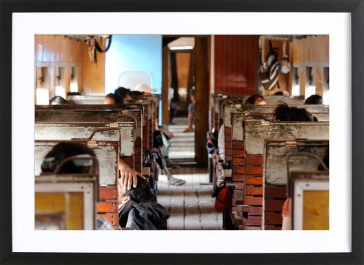Ordinary Class No. 1 Framed Print