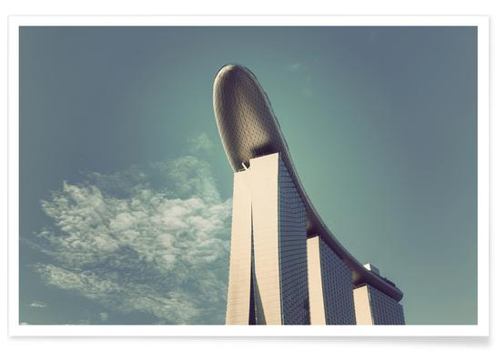Marina Bay Sands affiche
