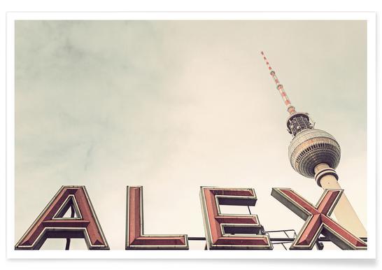 Mooie Posters Kopen : Berlijn posters online kopen juniqe