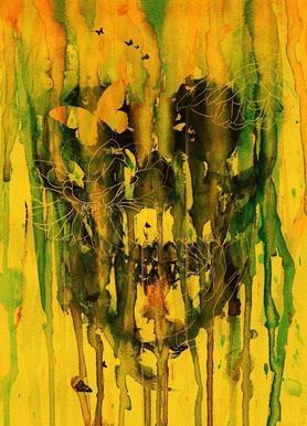 Birth of Oblivion Impression sur toile