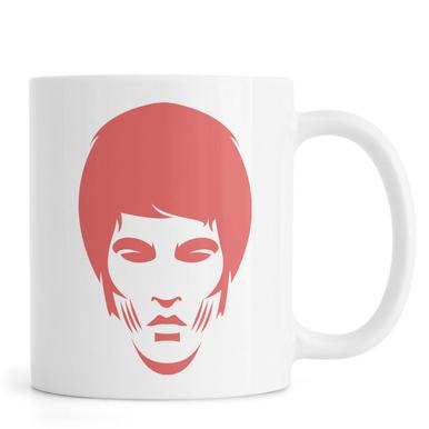 Bruce Lee Mug