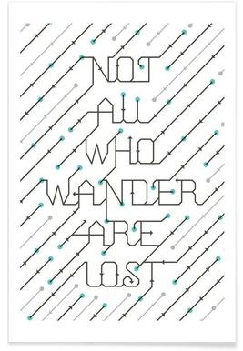 Not All Who Wander poster