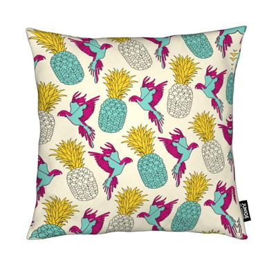 Wrapping Paper Pineapple Cushion