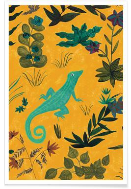 Lizard -Poster