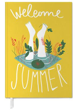 Welcome Summer Personal Planner