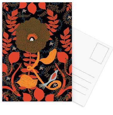 Night Song cartes postales