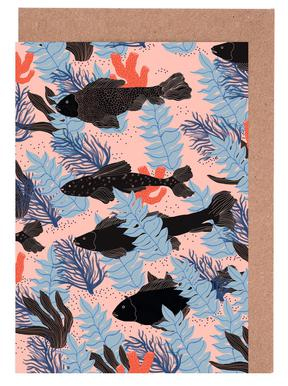 Fishes Greeting Card Set