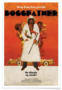 Dogg Father Poster