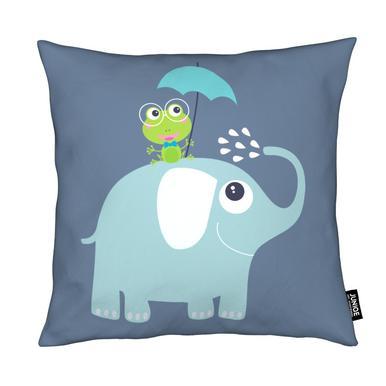 Elephant Frog Cushion