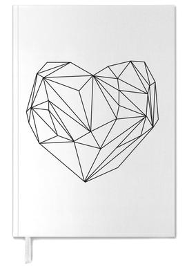 Heart Graphic Personal Planner
