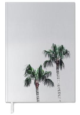 Palm Trees 6 Personal Planner