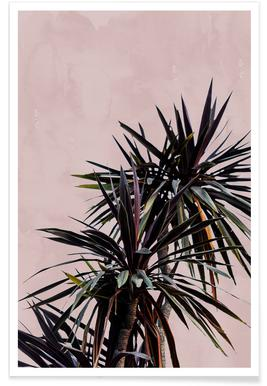 Palm Leaves 17 Poster
