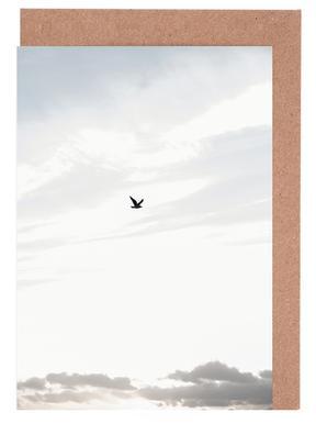 Flying High Grußkartenset