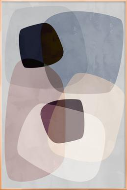 Graphic 194B Poster im Alurahmen