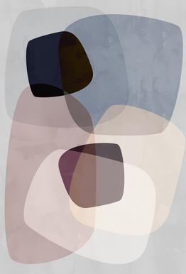 Graphic 194B -Acrylglasbild