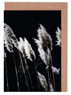 Grass 4 Greeting Card Set