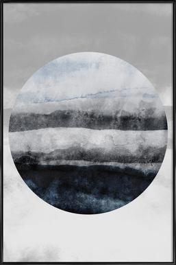 Minimalism 47 Poster in Standard Frame