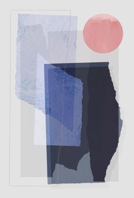 Pieces 10A Acrylglasbild
