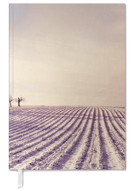 Winter Field Personal Planner