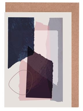 Pieces 12 -Grußkarten-Set