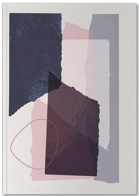 Pieces 12 Notizbuch