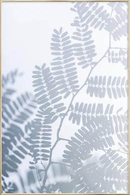 Sun-Kissed Poster in Aluminium Frame