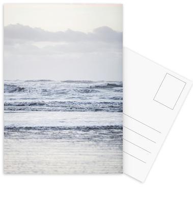 The Sea Postkartenset