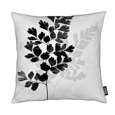 Watercolor Leaves 14 Cushion