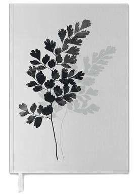 Watercolor Leaves 14 Personal Planner