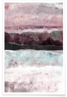 Watercolors 24 -Poster