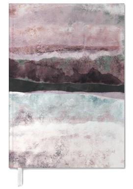Watercolors 24 -Terminplaner