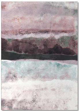 Watercolors 24 -Notizblock