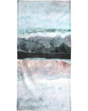 Watercolors 24X Bath Towel