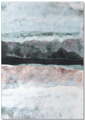 Watercolors 24X notitieblok