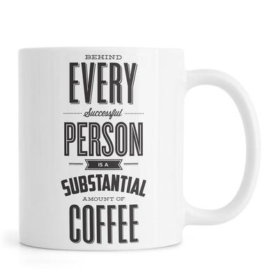 Behind Every Person Mug