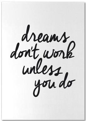 Dreams notitieblok
