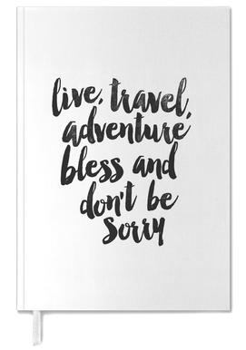 Live Travel Adventures Personal Planner