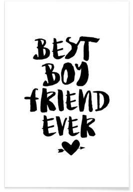 Best Boyfriend Ever Poster