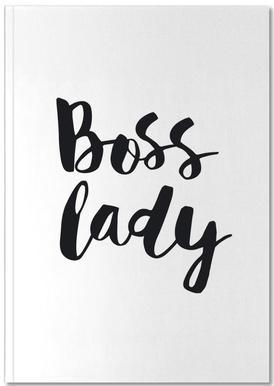Boss Lady Notitieboekje