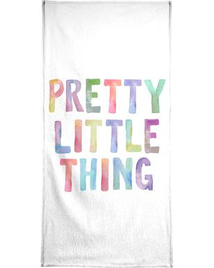 Pretty Little Thing Bath Towel