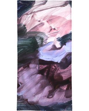 Abstract Painting VII  Serviette de plage