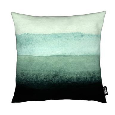 Shades of Green Cushion