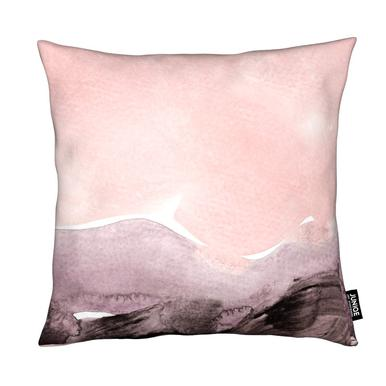 Blush & Mauve Cushion
