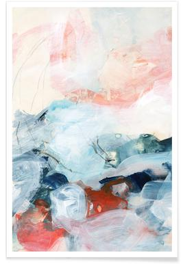 Abstract Painting III -Poster