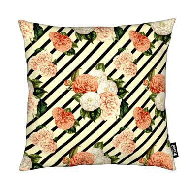 Chrysanthemum Rain Coussin