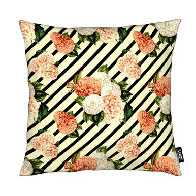 Chrysanthemum Rain Cushion