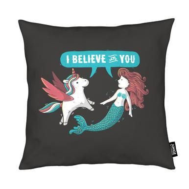 I Believe in You Cushion