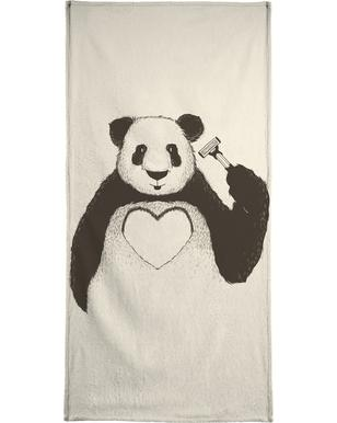 Panda Love Handtuch