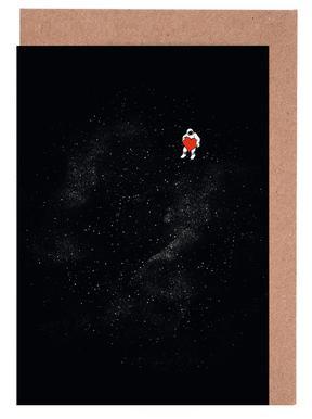 Love Space wenskaartenset