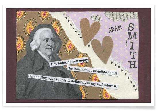 Adam Smith Poster
